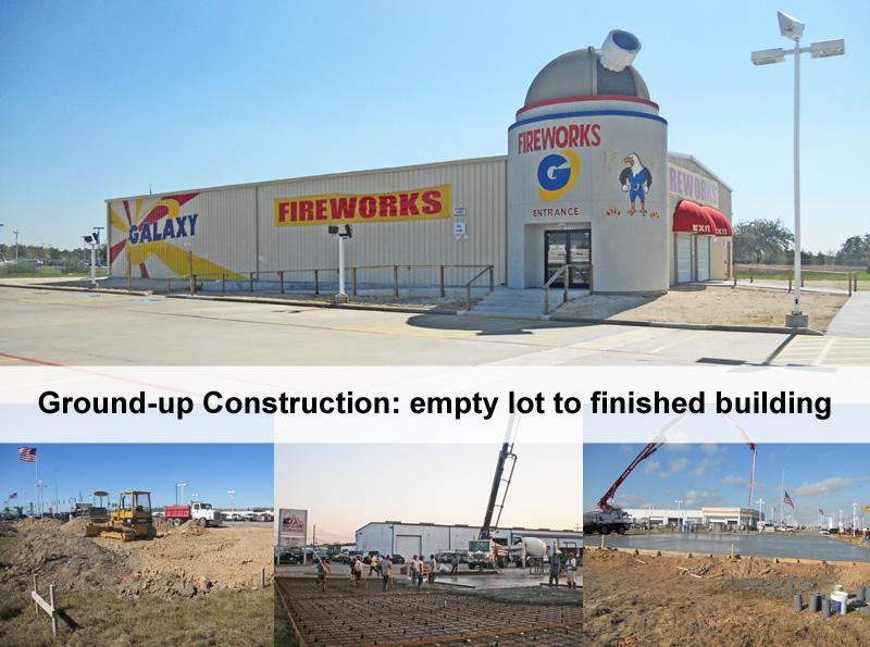 Metal Building Contractors in Houston, TX | Commercial