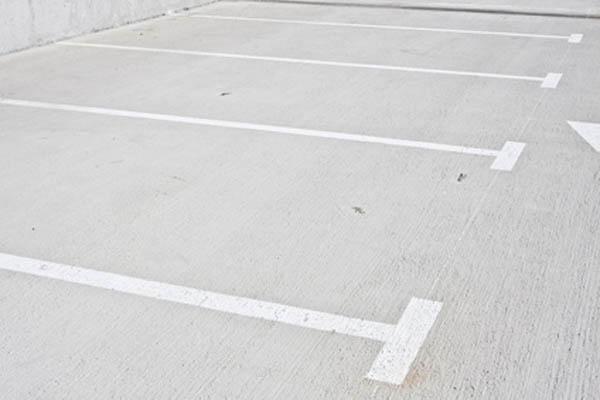Concrete Parking Lot Construction
