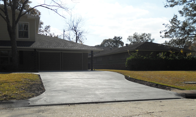 Driveway Contractor Houston