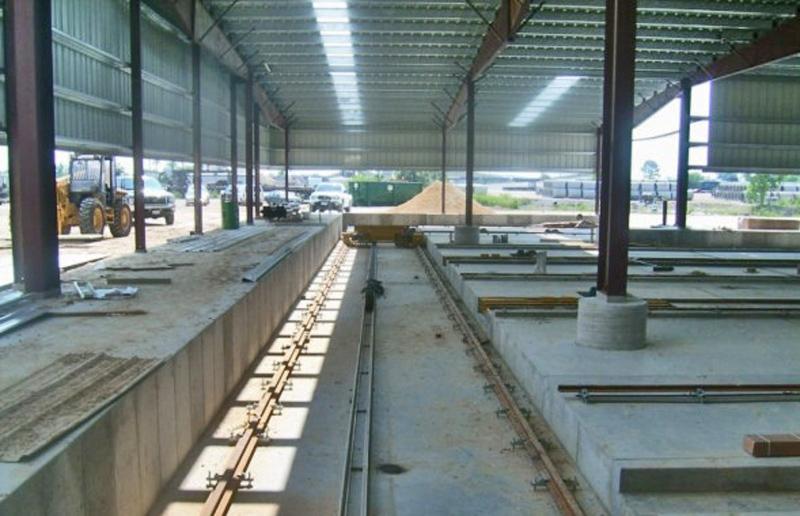 Industrial Concrete Houston