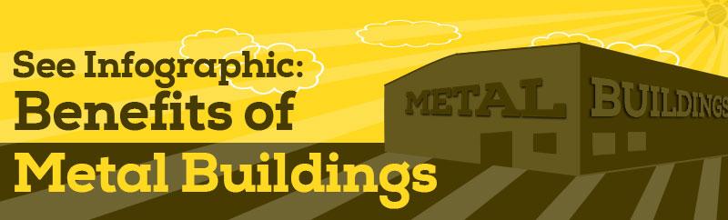 See Metal Building Infographic Widget