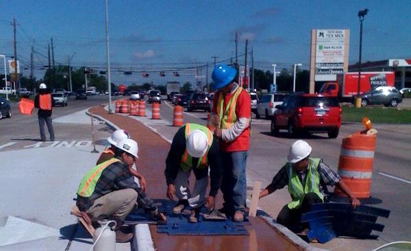 Stamped Concrete Houston